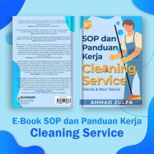 EBook SOP dan Panduan Kerja Cleaning Service